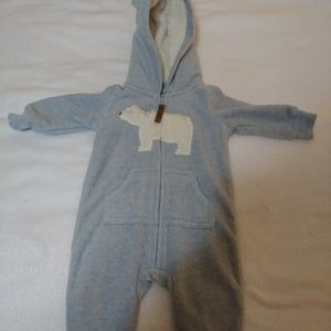 Carter's One Pieces - Very cute 2pc bundle 3 month Carter's baby clothes